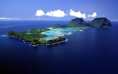 Trip to Lord Howe Island